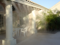 Patio Misting System - AMS