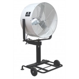 """36"""" Misting Fan w/ Pump and Ring"""