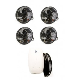 """18"""" Fan System w/150 PSI Pump 1 fan to 6 fan kits, Click to see pricing"""