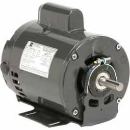 Elect. Motor 1 HP Pulley 50/60 hz