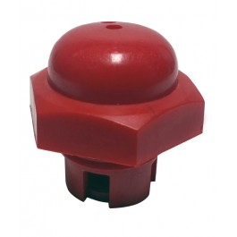 Red Breather Cap