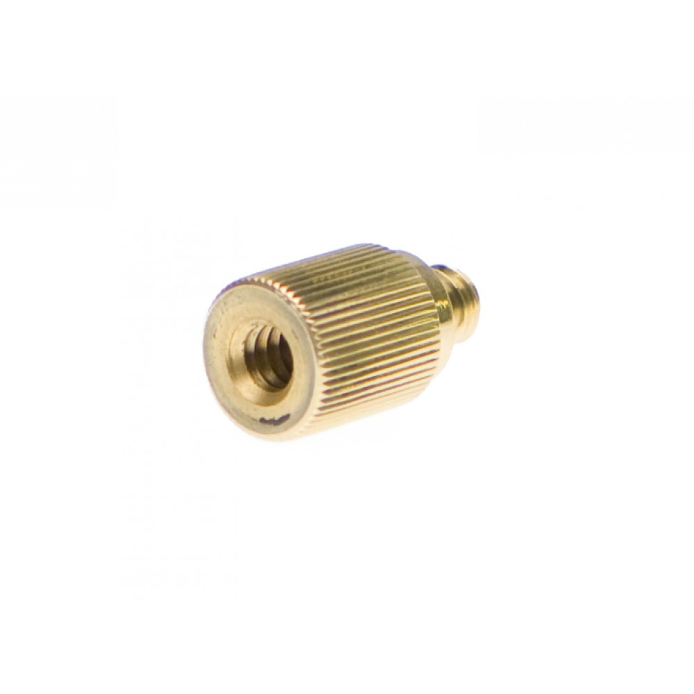 """Anti-Drip Misting Nozzle Adapter, 1/2"""" Extension 10/24 Thread"""