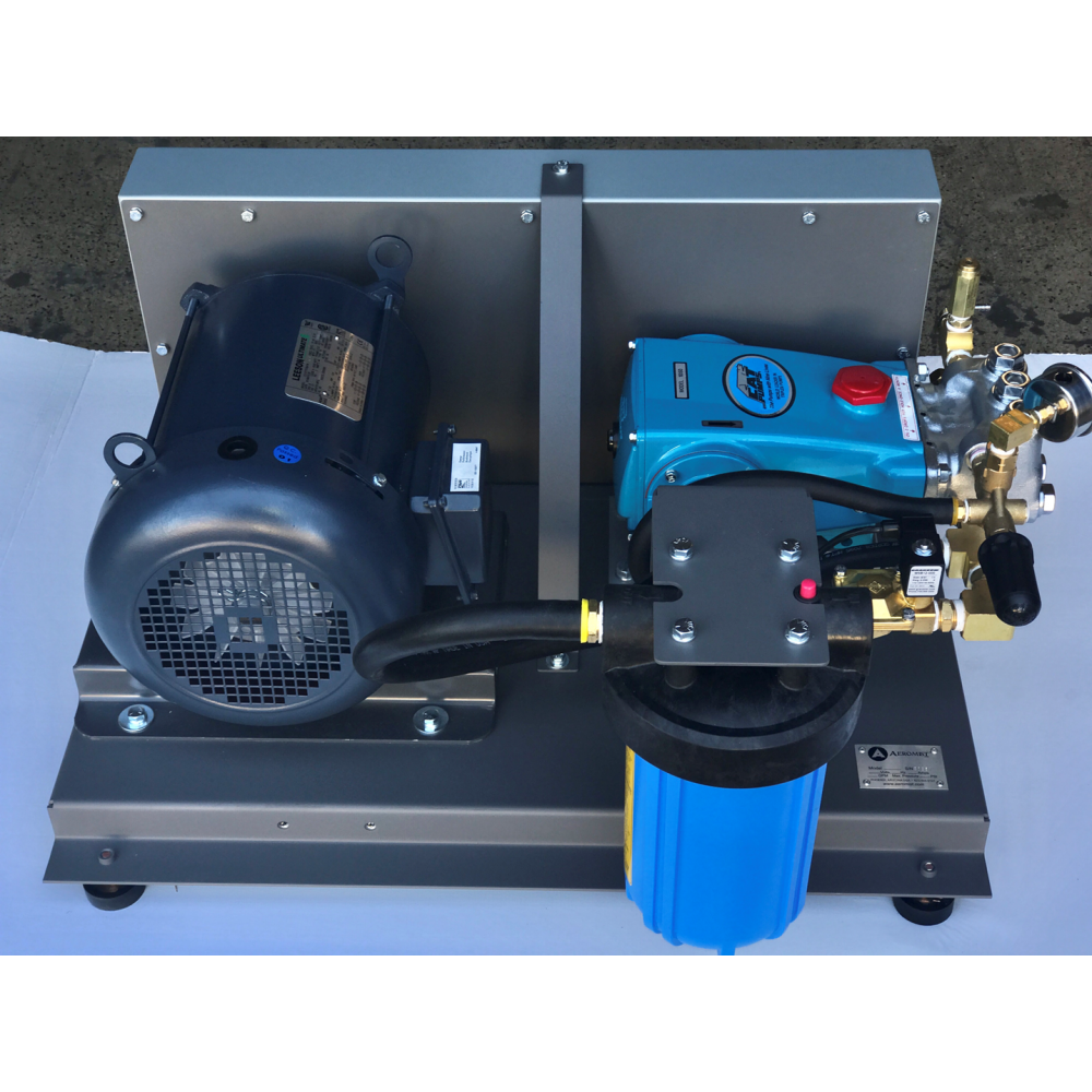 Large Capacity Pulley Pump 3 Phase