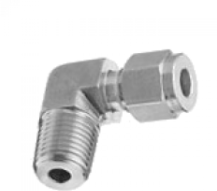SS 316 Male Elbow