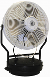 "18"" Self contained power mister - Fan and Pump Lip only"