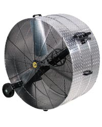 Diamond Brite? Portable Drum Fan