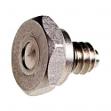 Stainless Hex Style Nozzle 12/24