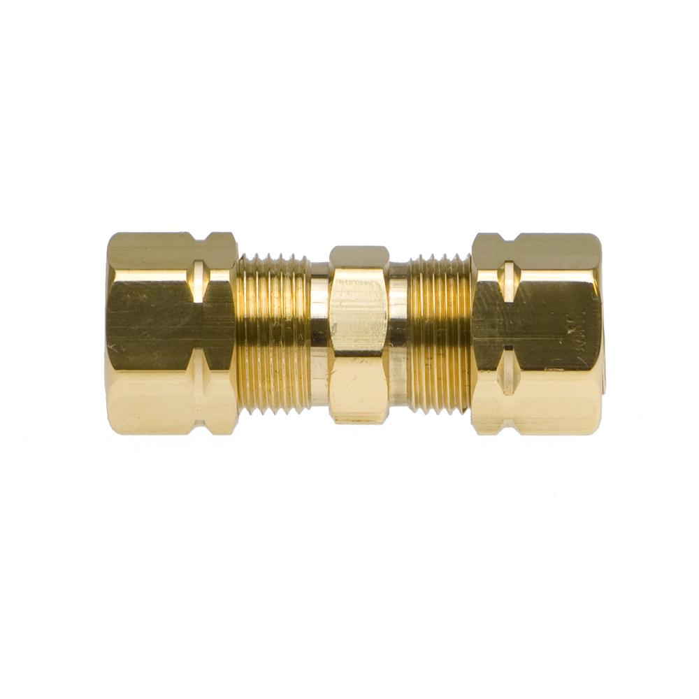 "Medium Duty 3/8"" Brass Union"
