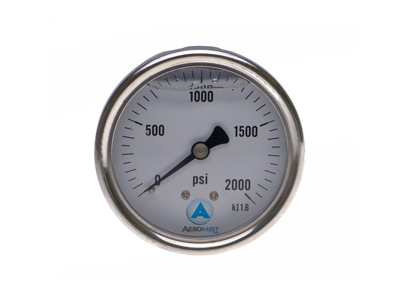 Pressure Liquid Filled Gauge