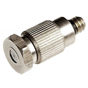 LOW PRESSURE ANTI-DRIP STAINLESS HEX NOZZLE
