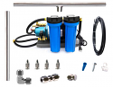 High Pressure Misting System (1000 psi) - Stainless Steel Tubing