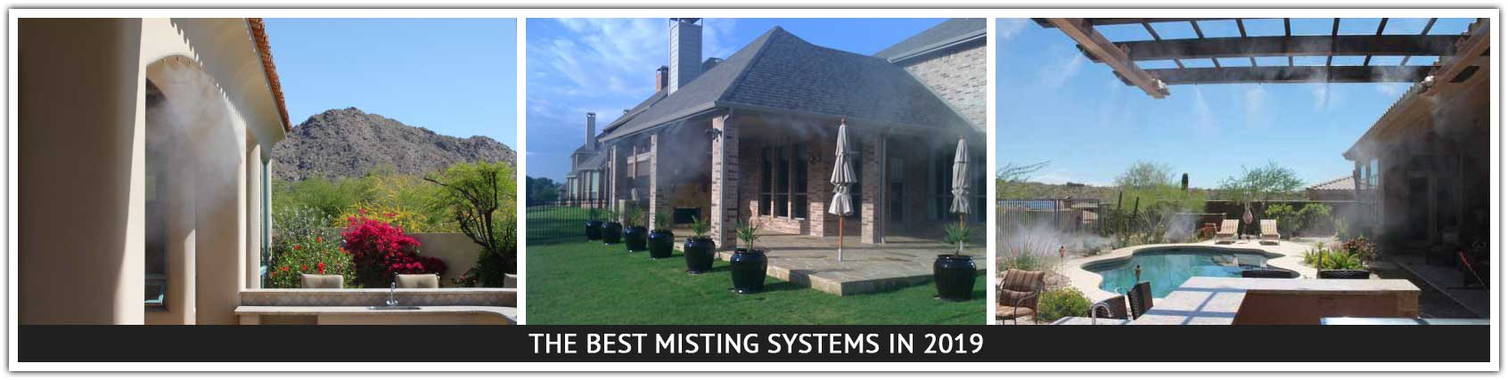 The best misting systems for 2019