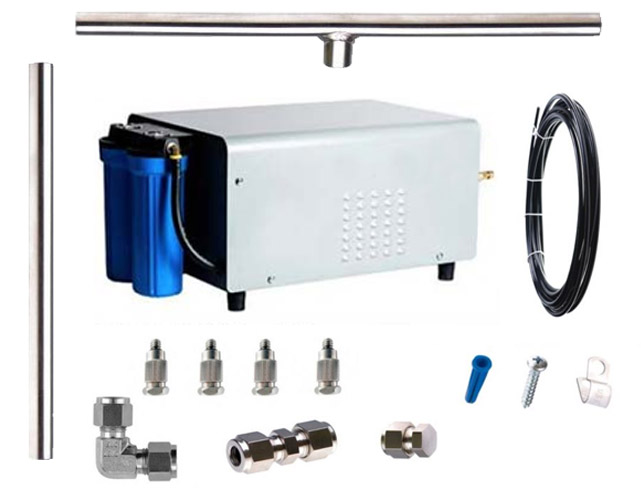 Stainless Steel 1000psi Misting Kits