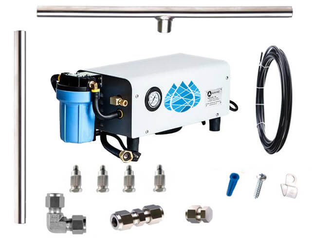 Stainless Steel 300psi Misting Kits