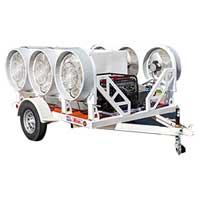 Portable Cooling Trailers