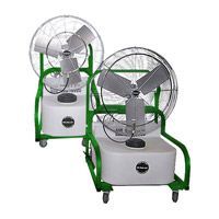 Shop Wall Mounted Misting Fans; Portable Misting Fans